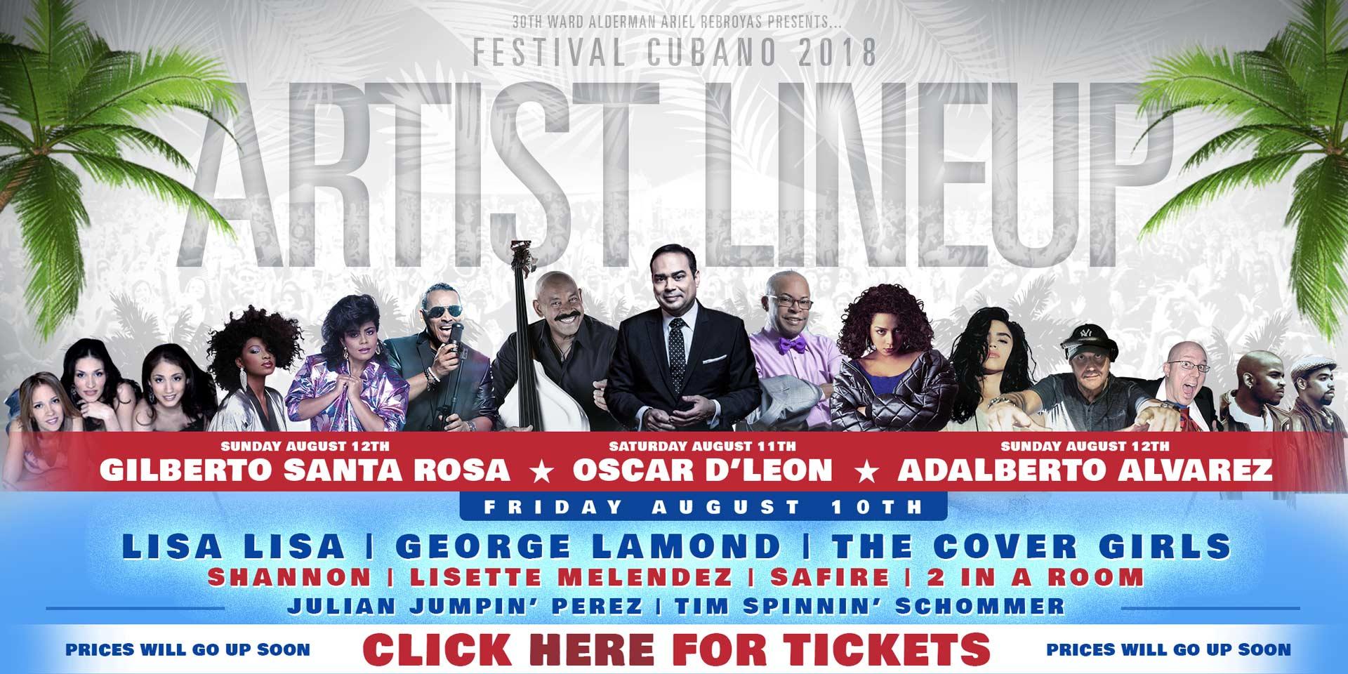Cuban Fest Chicago 2018