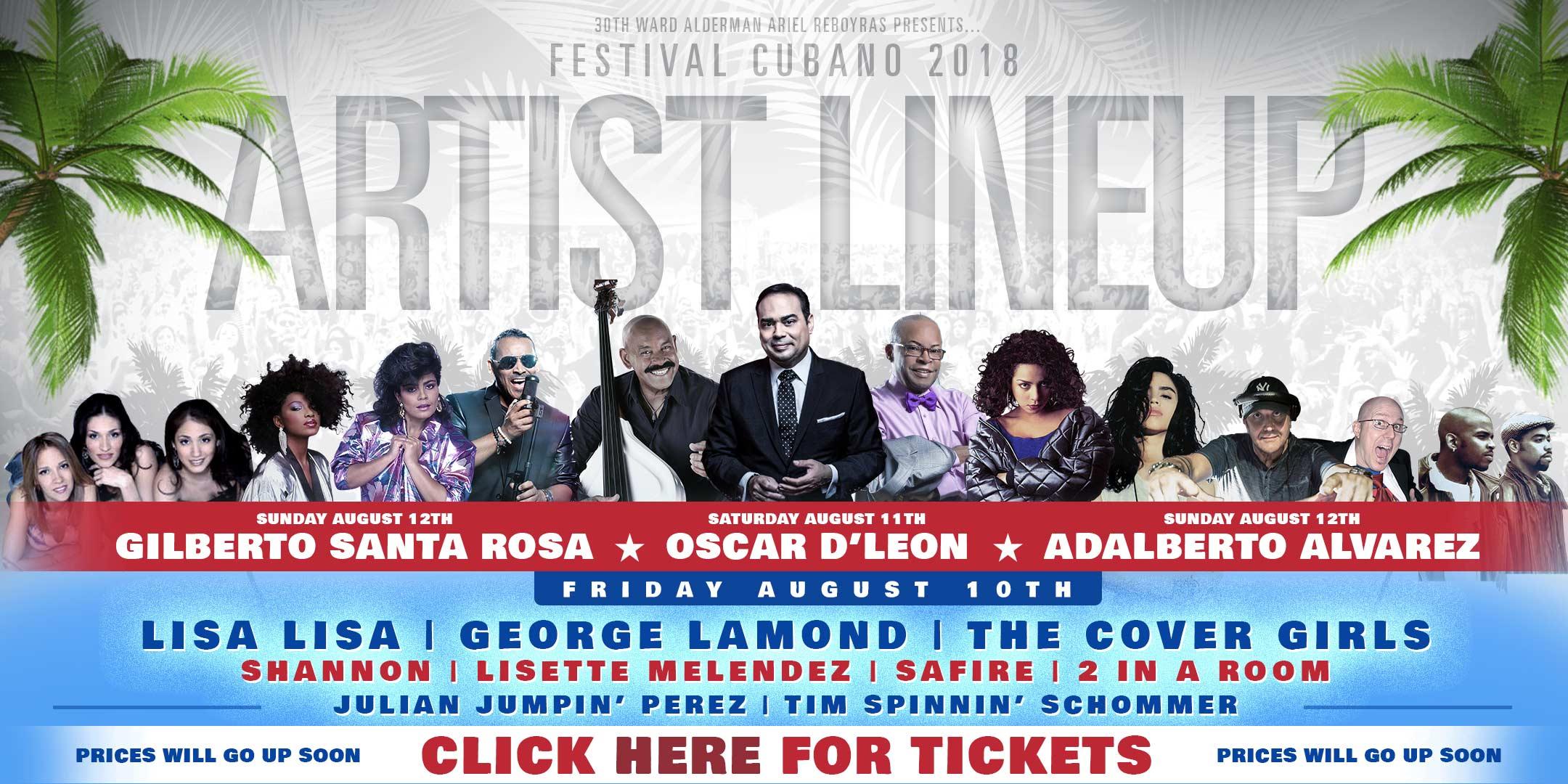 Festival Cubano Chicago 2018 Cuban Fest
